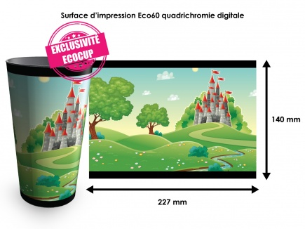 SURFACE IMPRESSION DIGITAL ECO60